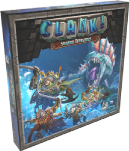 Clank! : Sunken Treasures Expansion